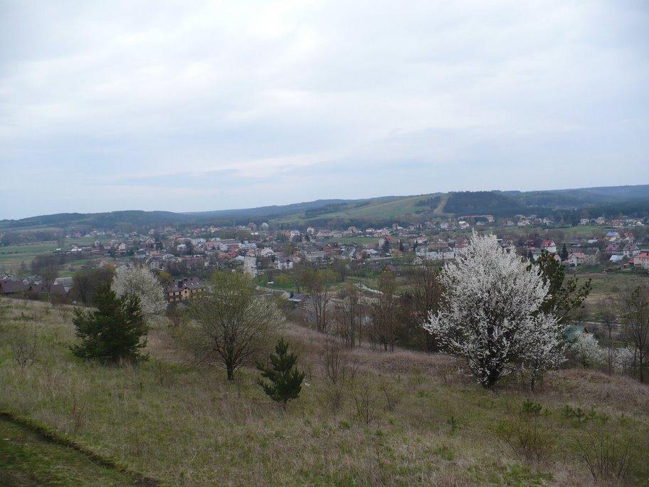Wiosna w Krasnobrodzie